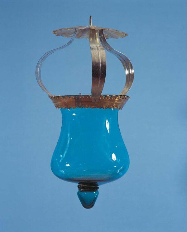 farol-de-vidrio-soplado-gordiola-farol-mallorca-azul-liso