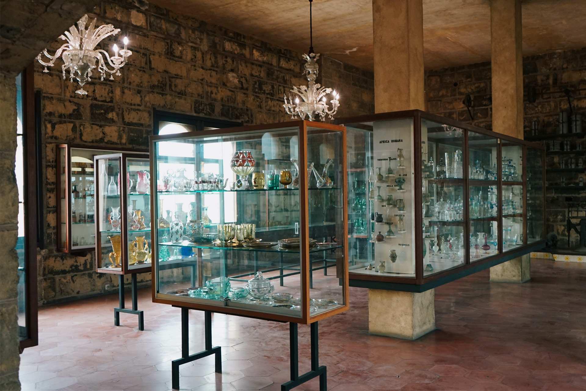 vidrio-soplado-gordiola-museo-sala-mundo-antiguo